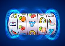 Golden Slot Machine Wins The J...