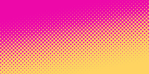 Pop-art tekstury tła ilustracji. Styl komiksowy