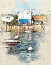 French Fisherman Village