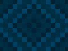 Blue Quilt Pattern Background Which Is Perfect For Slide Show Presentation