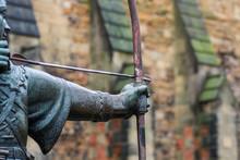 Robin Hood Statues Nottingham