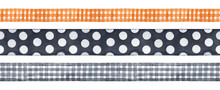 Seamless Ribbon Collection. Cu...
