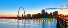 The St. Louis, Missouri Skylin...