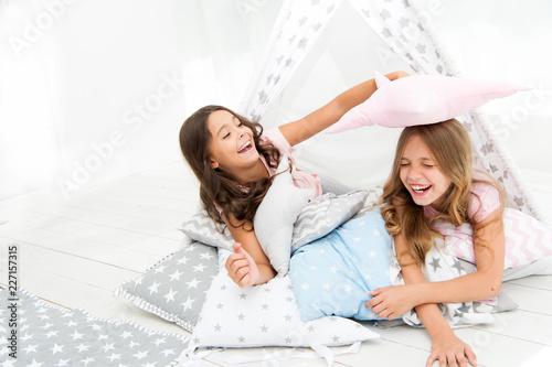 Fotografía Pajamas party for kids