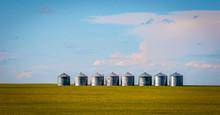 Prairie Buildings