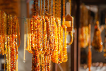Bright Shiny Amber Necklaces A...
