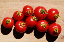 Red Earlygirl Tomatos