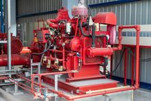 Diesel Generator For Fire Pump...