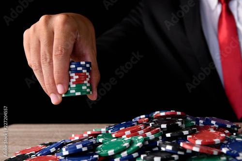 Valokuva  Gambling Concepts