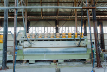 Machine For Working With Trave...