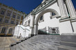Inside of Moscow Kremlin, Russia (day)