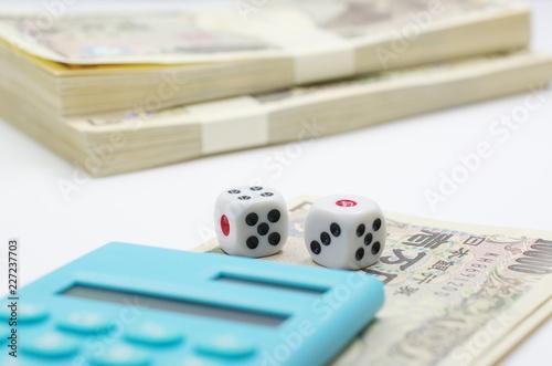 Fotografía  投資投機のイメージ