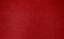 Stofftextur Hintergrund Rot