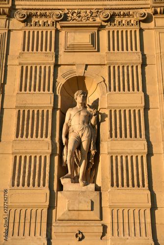 Fotografie, Obraz  Statue de berger