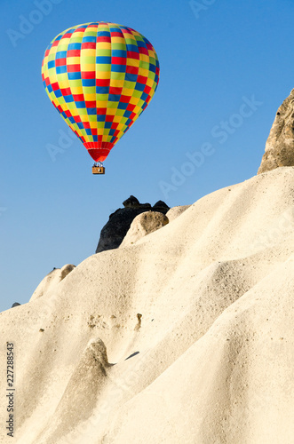 Cappadoce hot air balloon