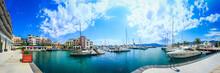 Morning In Porto Montenegro.