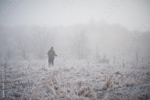 Охота в туман 1