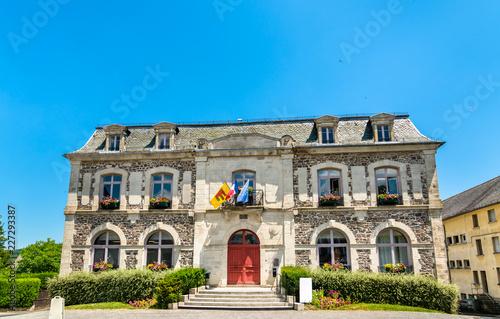 Foto op Canvas Europa Town hall of Riom-es-Montagnes, France