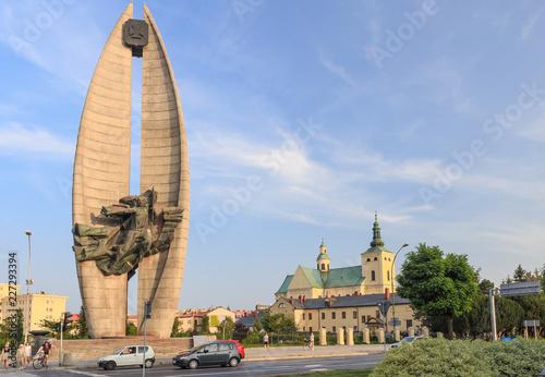 Pomnik Czynu Rewolucyjnego lub Pomnik Walk Rewolucyjnych – monument znajdujący się w samym centrum Rzeszowa u zbiegu alei Łukasza Cieplińskiego i alei Józefa Piłsudskiego