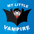 My little vampire - character design
