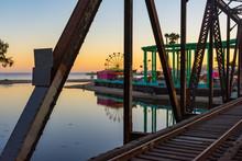 Santa Cruz Beach Boardwalk, Ca...