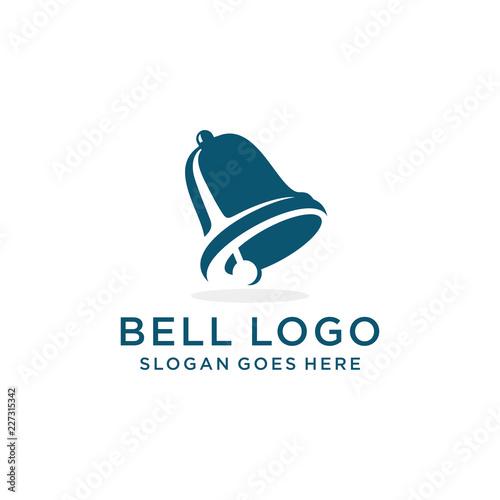 Cuadros en Lienzo Bell logo template