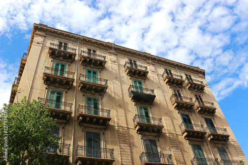 beautiful and large old house in Palermo, Italy - Buy this stock ...