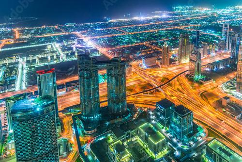 Downtown Dubai, Emirate of Dubai, UAE, Asia