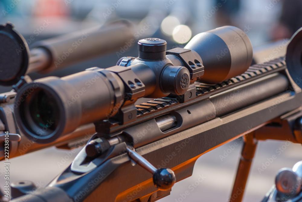 Fototapety, obrazy: gun rifle weapon