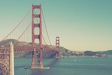 Golden Gate Bridge , San Franc...