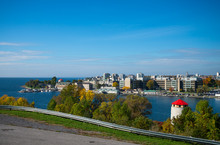 Skyline Of Kingston In Ontario