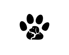 Dog And Cat Logo Design Inspir...