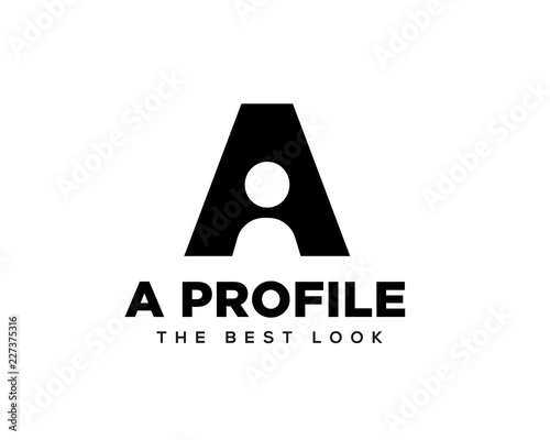 A initials Profile logo design inspiration - Buy this stock