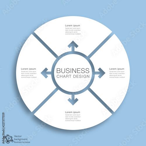 Photo  Business Chart Design #Vector Graphics