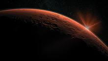 Mars High Resolution Image. Ma...