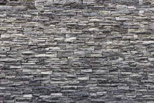 Texture Of Artificial Gray Sto...