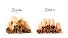 Ceylon Zimt Und Cassia Zimt Im...