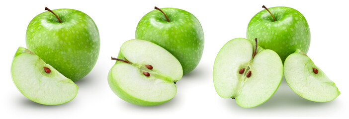 apple fruits Clipping Path