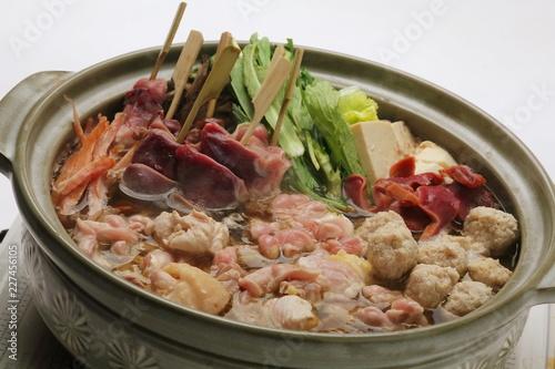 Fotografía  鶏鍋