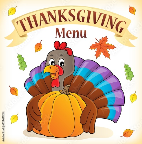Thanksgiving menu topic image 3