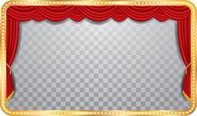 Transparent Wide Stage