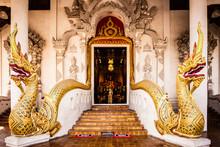 Wat Ho Tham Main Entrance
