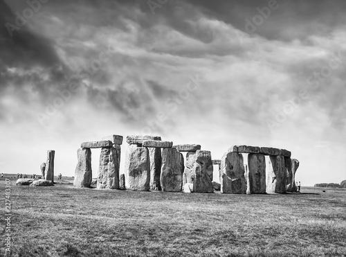 Cuadros en Lienzo Stonehenge