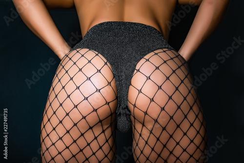 Fotografia Glam Butt Girl