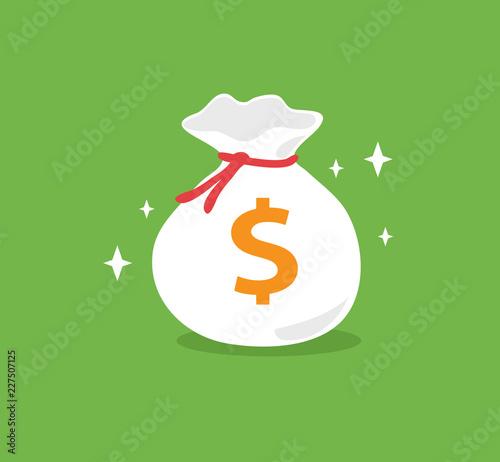 Photo Мешок денег