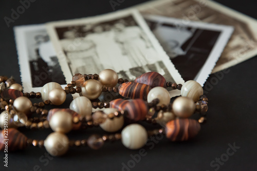 Vintage Photos and Jewels