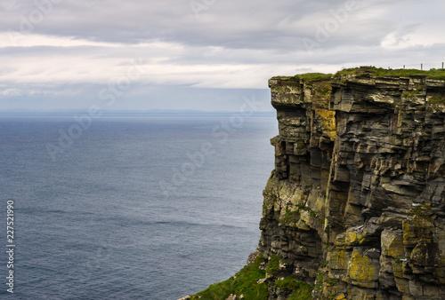 Costa de los acantilados de Moher, Irlanda Canvas Print