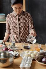 DIY Easter Eggs Dyeing