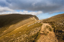 The Walk Up Helvellyn