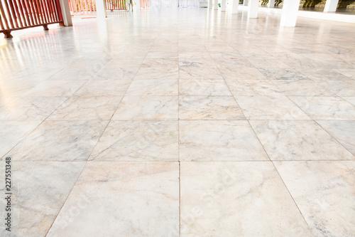 Obraz marble floor tile - fototapety do salonu